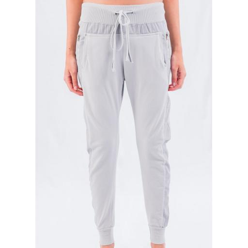 Light grey Star Joggers